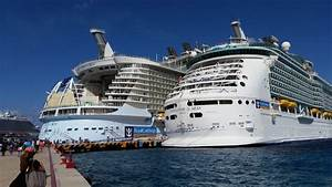 Port on Royal Caribbean Oasis of the Seas Cruise Ship ...