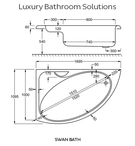 corner bathtub dimensions corner bathtubs dimensions carron 1700 acrylic 2602