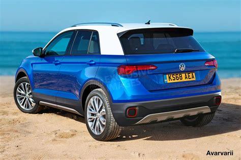 Volkswagen Tcross (2018) [topic Officiel] Volkswagen