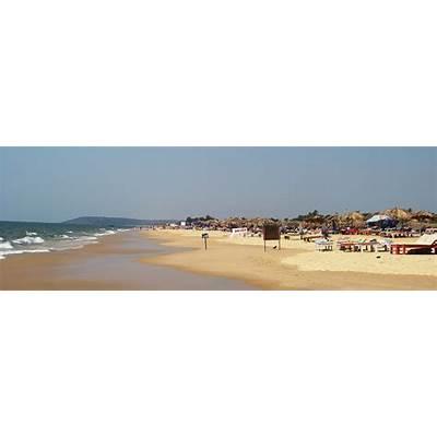 The beach at CandolimBen@Earth