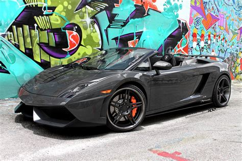 Lamborghini Gallardo Lp570 4 Performante On Adv1 Wheels