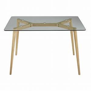 Table à Manger Maison Du Monde : table clic clac maison du monde ventana blog ~ Teatrodelosmanantiales.com Idées de Décoration