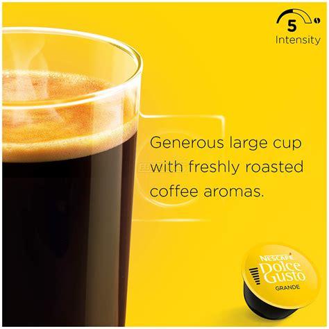 Kafijas kapsulas Nescafe Dolce Gusto Grande Aroma ...