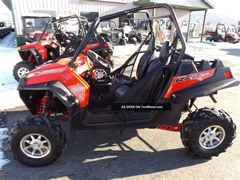 2011 polaris rzr 900 xp efi 4x4