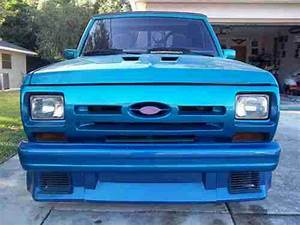 Find Used 1986 Ford Ranger Convertible Pro Street V8 Show Truck Magazine Feature Truck   In