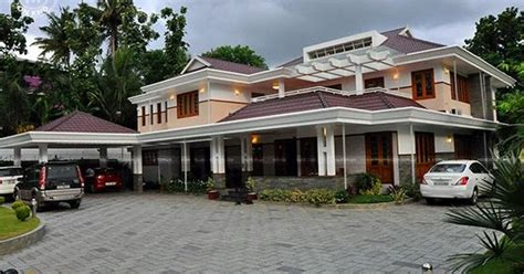 Work finished bungalow house - Kerala home design and