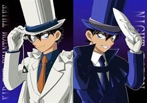 Kaito x Shinichi | Detective Conan | detective conan ...