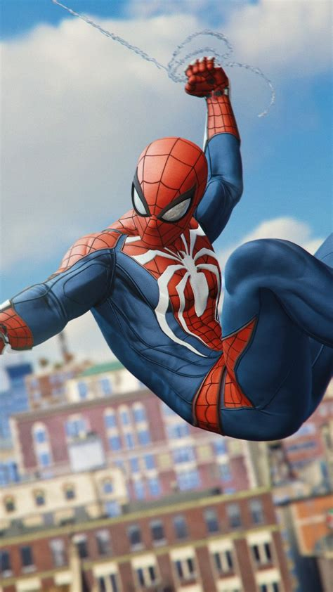 spider man ps game  wallpapers hd wallpapers id