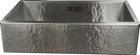hammered stainless steel kitchen sink stainless steel farmhouse apron front workstation sinks 6977