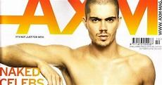 The Heartthrob Hero Blog: Max George for AXM