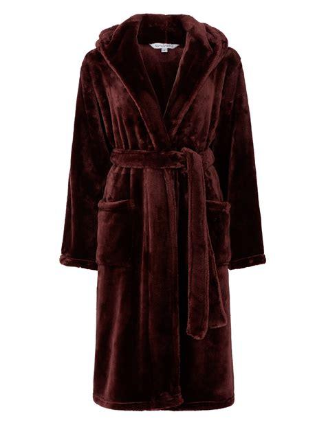 robe de chambre femme luxe robe de chambre luxe doux épais polaire femme à