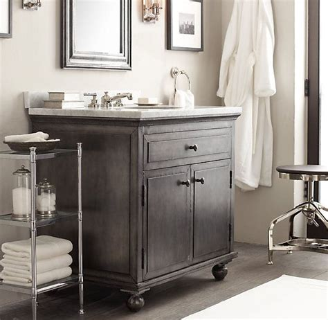 Restoration Hardware Bathroom Vanities by Restoration Hardware