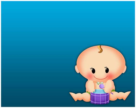 Animated Babies Wallpapers Free - small baby ppt backgrounds ppt backgrounds templates