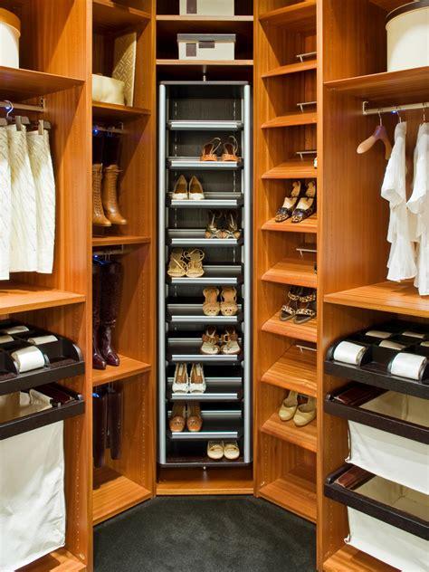 shoe cubbies for closets hgtv