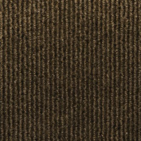 trafficmaster outdoor carpet tiles trafficmaster sisteron sky grey wide wale texture 18 in x