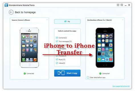 moving contacts from iphone to iphone transfer contacts from iphone to iphone