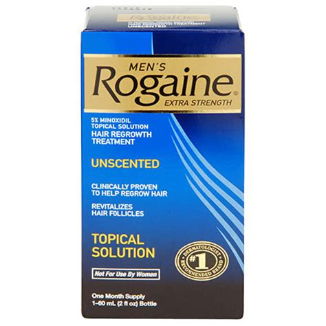 Amazon.com : Men's Rogaine Extra Strength Hair Loss & Hair