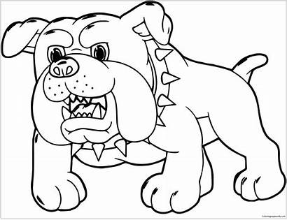 Rottweiler Pages Puppies Coloring Puppy Printable Coloringpagesonly