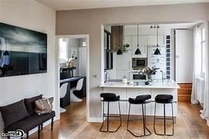 table de bar studio With table de cuisine pour studio