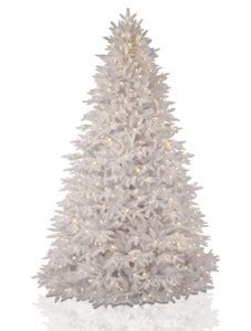mount washington christmas tree snowflake and sparkle decorating theme balsam hill artificial trees