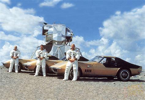 Apollo 12 Corvettes by Crew Apollo 12