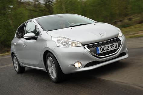 Peugeot 208 Picture by Peugeot 208 1 2 Active Pictures Auto Express