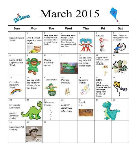 meca calendar
