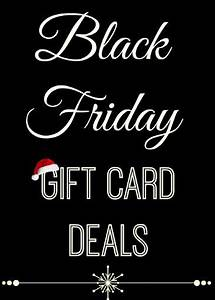 The Best Black Friday Gift Card Deals