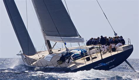 Yacht Magic Carpet Cubed, A Wallycento Superyacht By Wally