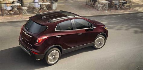 2019 Buick Encore by 2019 Buick Encore Price Changes Interior Engine Design