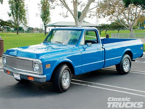 1972 Chevrolet Truck by 1972 Chevrolet C20 Rod Network