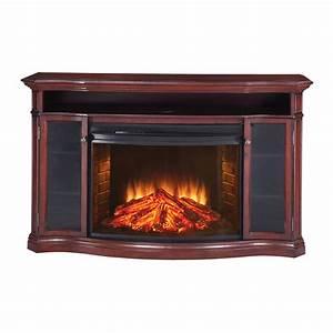 Muskoka MTVSC3303SCH Stewart Electric Fireplace Media