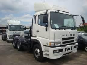 Thailand's top Mitsubishi Fuso truck import export sales