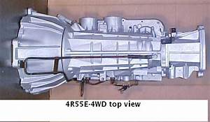 1998 Ford Ranger Transmission Diagram