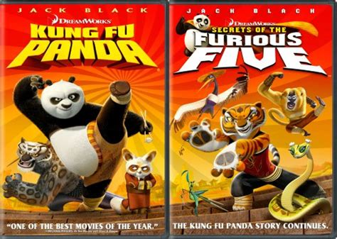 kung fu panda feature dvd covers 2008 2011 r1 custom