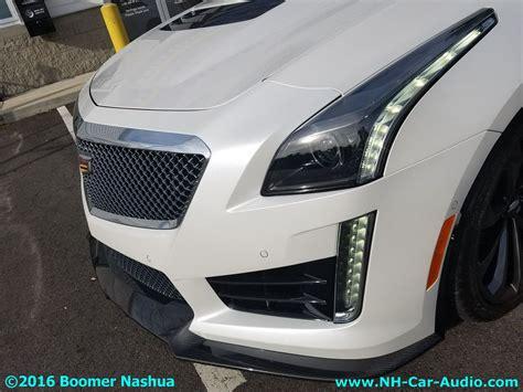 Cadillac Radar by Cadillac Carbon Series Ctsv Radar Detector Boomer Nashua