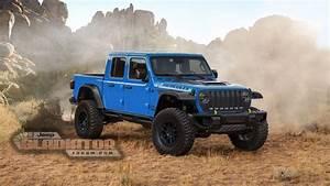 Jeep Quiere Hacer Competencica A La Ford Raptor Con La