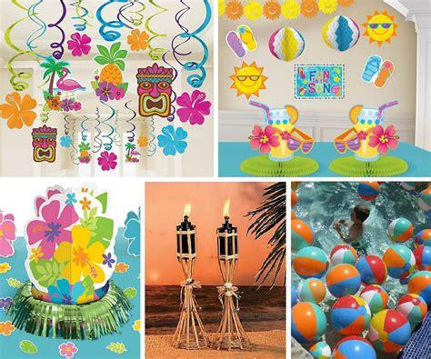 luau party ideas summer party ideas  birthday   box