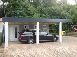 Fertiggaragen Aus Holz : bilder von garagen und carport kombinationen ~ Whattoseeinmadrid.com Haus und Dekorationen