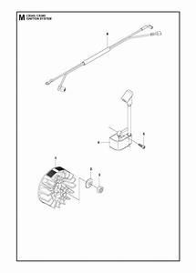 Mcculloch Cs340  966631403  Chainsaw Ignition System Spare Parts Diagram