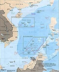 South China Sea Islands - Wikipedia