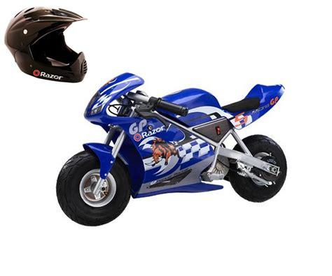 Razor Pocket Rocket Bike Electric Motorcycle & Youth Full