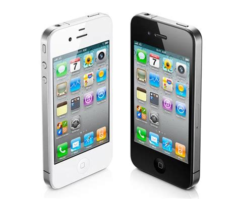 white iphone 4 white iphone 4 finally available gadgetsin