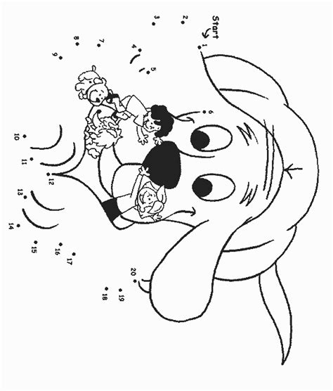 clifford coloring pages  kids updated