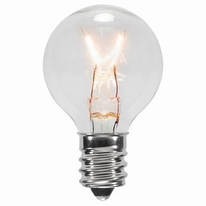Bulbs Globe G30 E12 Clear Bulb Replacement