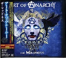 Art Of Anarchy – The Madness (2017, Digipak, CD) - Discogs