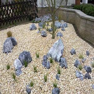 Kies Steine Garten : awesome kies garten gelb pictures house design ideas ~ Whattoseeinmadrid.com Haus und Dekorationen