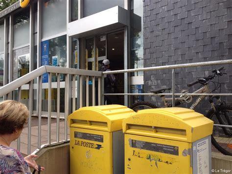 le bureau lannion le bureau de poste fermé durant 2 mois article le trégor