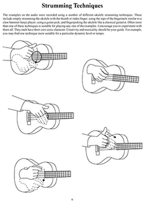 Uke Rhythms: Picking and Strumming Patterns eBook + Online