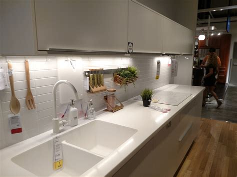 who makes the best kitchen faucets the curious of ikea s invisible kitchen sink